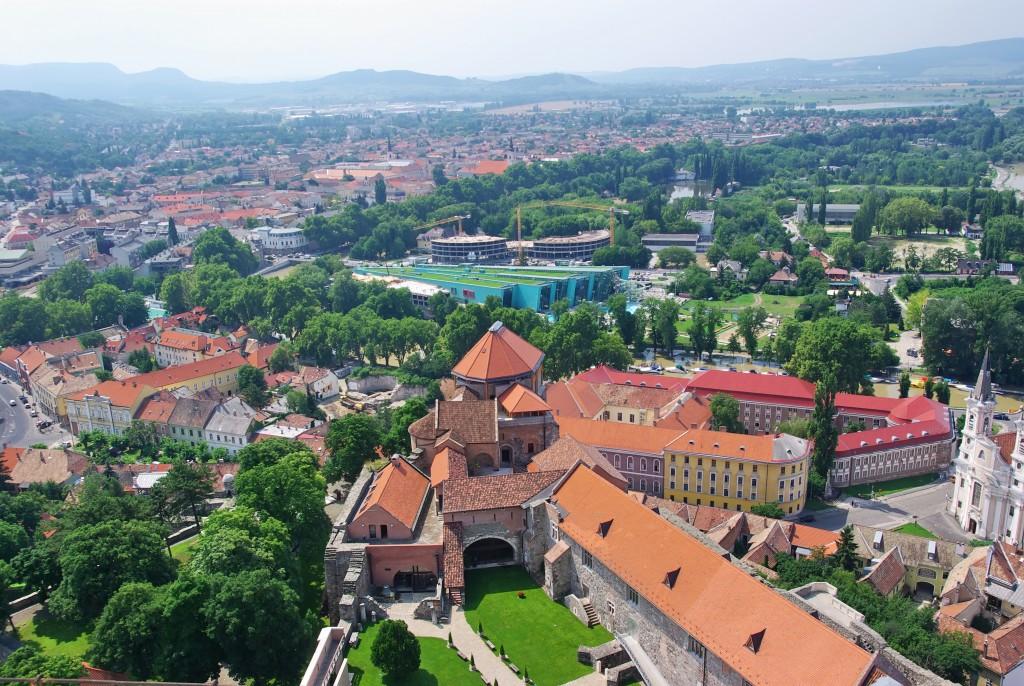 békéscsaba látnivalók térkép Esztergomi vár , Esztergom békéscsaba látnivalók térkép