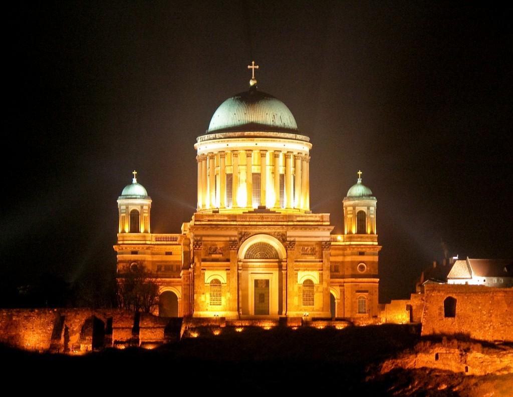 Basilica Of Esztergom Hungary Hungary